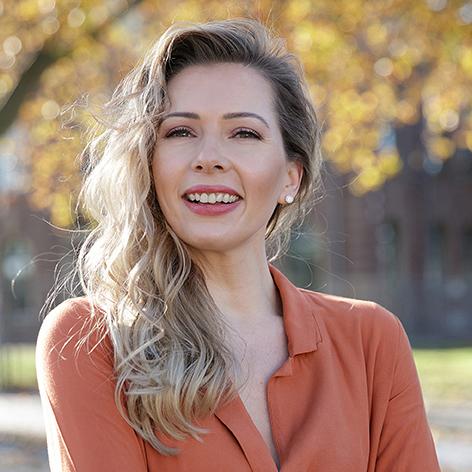 Profilbild Sandra Becker